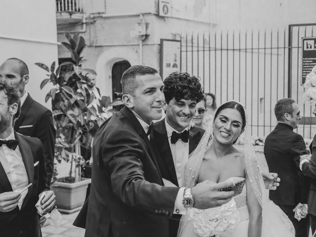 Il matrimonio di Sabrina e Michele a Savelletri, Brindisi 47