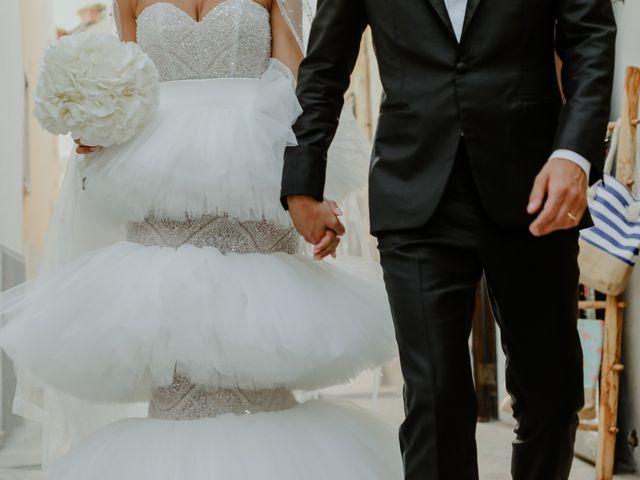 Il matrimonio di Sabrina e Michele a Savelletri, Brindisi 51