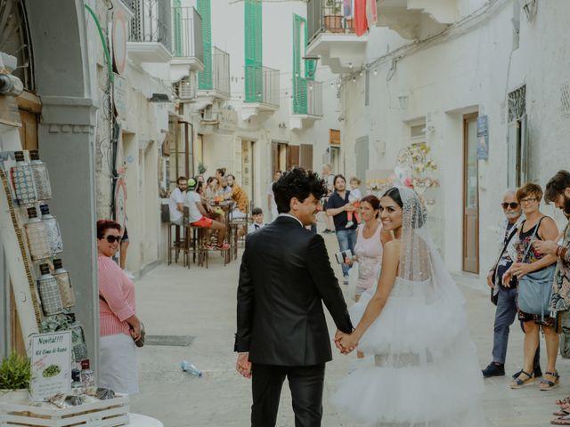 Il matrimonio di Sabrina e Michele a Savelletri, Brindisi 52