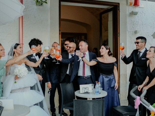 Il matrimonio di Sabrina e Michele a Savelletri, Brindisi 54