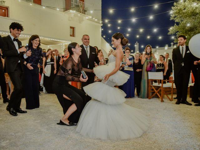 Il matrimonio di Sabrina e Michele a Savelletri, Brindisi 68