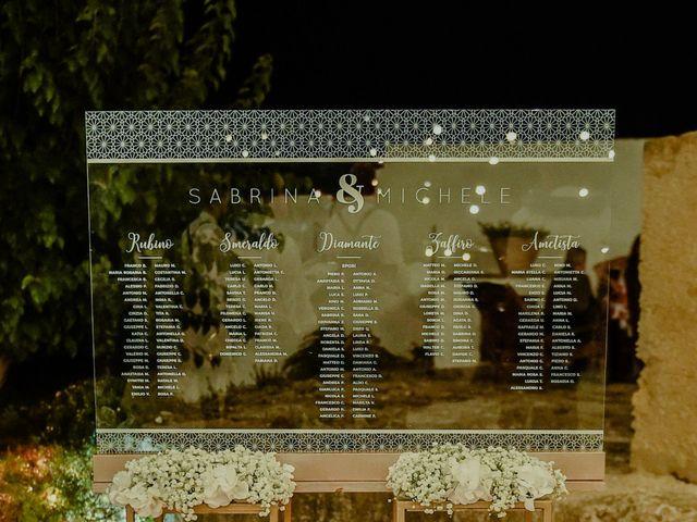 Il matrimonio di Sabrina e Michele a Savelletri, Brindisi 72