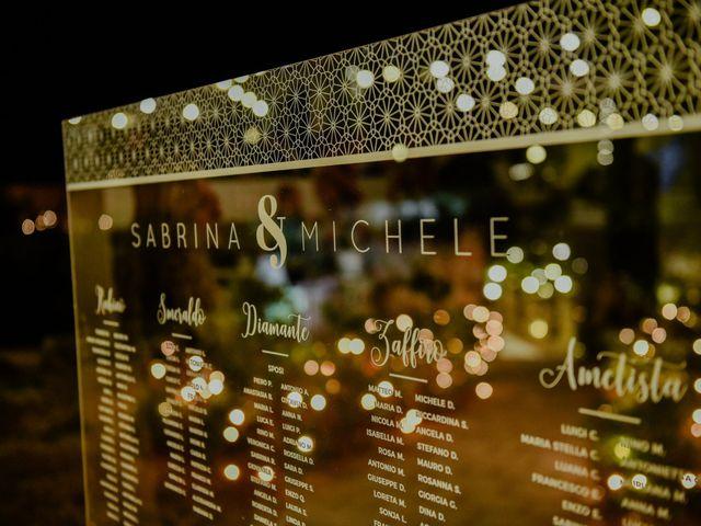 Il matrimonio di Sabrina e Michele a Savelletri, Brindisi 73