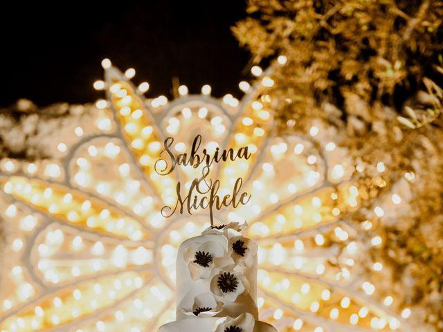 Il matrimonio di Sabrina e Michele a Savelletri, Brindisi 94