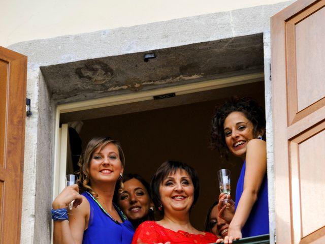 Il matrimonio di Andrea e Elisa a Trivignano Udinese, Udine 10