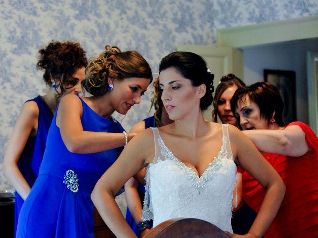Il matrimonio di Andrea e Elisa a Trivignano Udinese, Udine 11