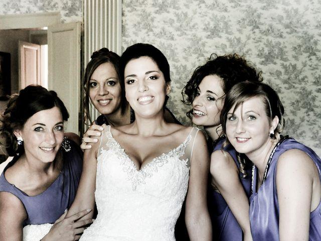 Il matrimonio di Andrea e Elisa a Trivignano Udinese, Udine 12