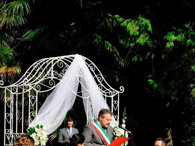 Il matrimonio di Andrea e Elisa a Trivignano Udinese, Udine 17