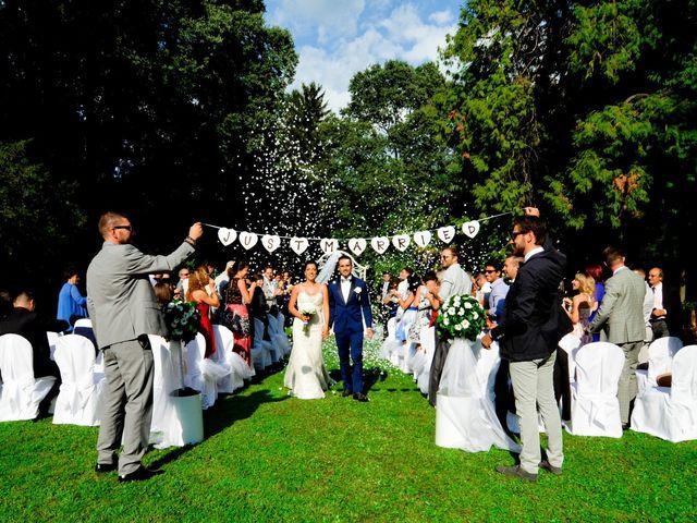 Il matrimonio di Andrea e Elisa a Trivignano Udinese, Udine 20