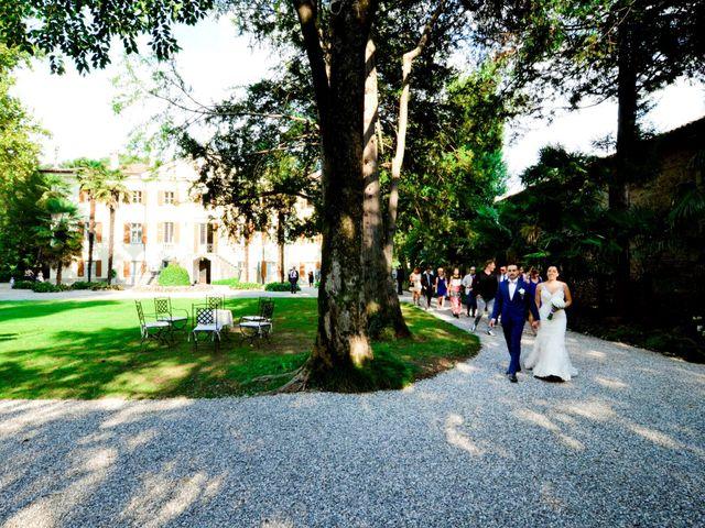 Il matrimonio di Andrea e Elisa a Trivignano Udinese, Udine 23