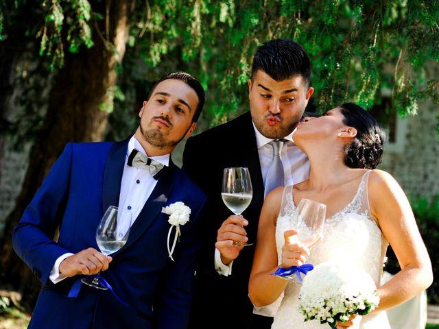 Il matrimonio di Andrea e Elisa a Trivignano Udinese, Udine 24
