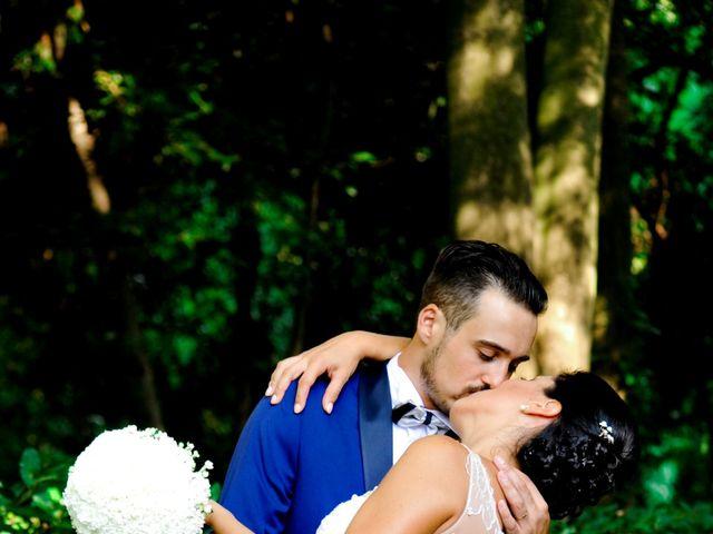 Il matrimonio di Andrea e Elisa a Trivignano Udinese, Udine 25