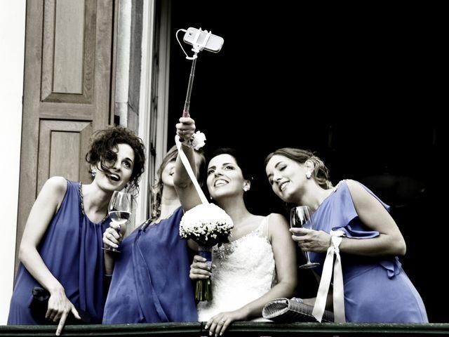Il matrimonio di Andrea e Elisa a Trivignano Udinese, Udine 30