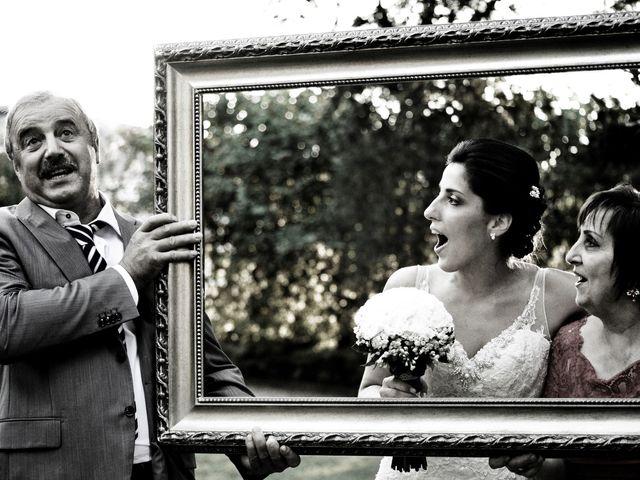 Il matrimonio di Andrea e Elisa a Trivignano Udinese, Udine 31