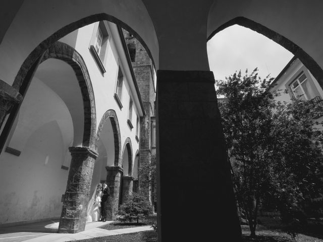 Il matrimonio di Manuela e Felice a Caiazzo, Caserta 14