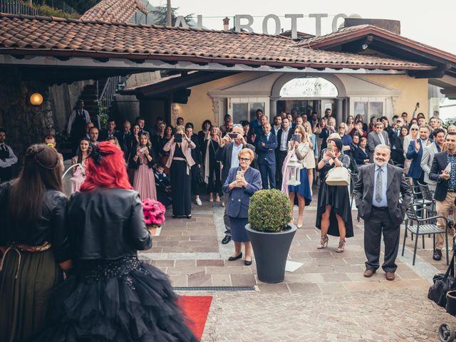 Il matrimonio di Mirko e Chiara a Bergamo, Bergamo 25