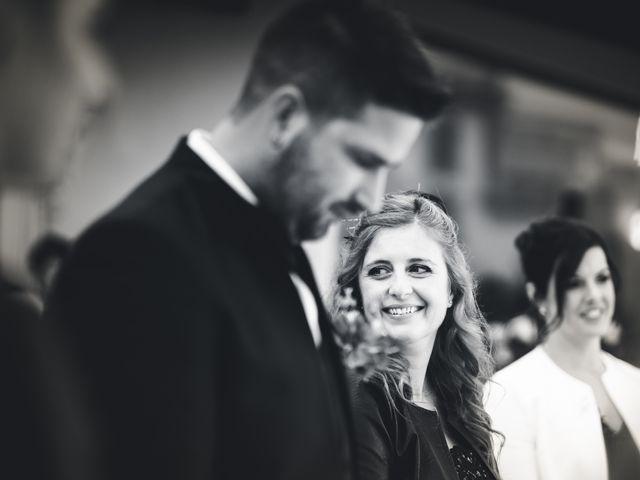 Il matrimonio di Mirko e Chiara a Bergamo, Bergamo 30