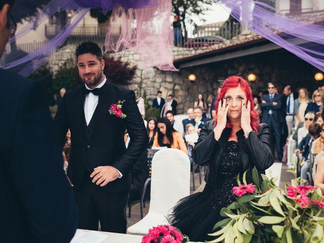 Il matrimonio di Mirko e Chiara a Bergamo, Bergamo 33