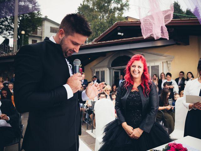 Il matrimonio di Mirko e Chiara a Bergamo, Bergamo 36