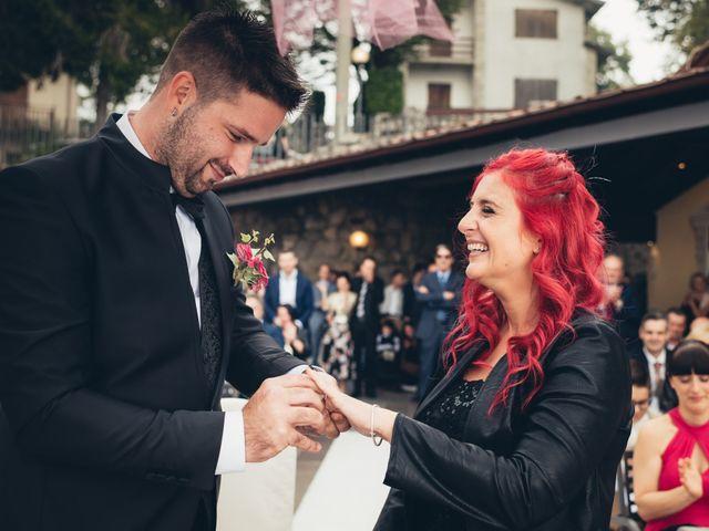 Il matrimonio di Mirko e Chiara a Bergamo, Bergamo 37
