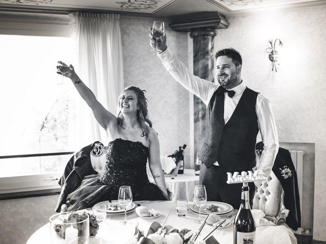 Il matrimonio di Mirko e Chiara a Bergamo, Bergamo 52