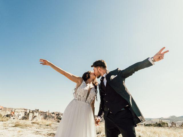 Le nozze di Arcangela e Gianni