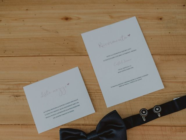Il matrimonio di Enrico e Sara a Trento, Trento 4