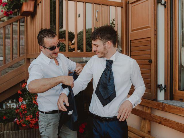 Il matrimonio di Enrico e Sara a Trento, Trento 12