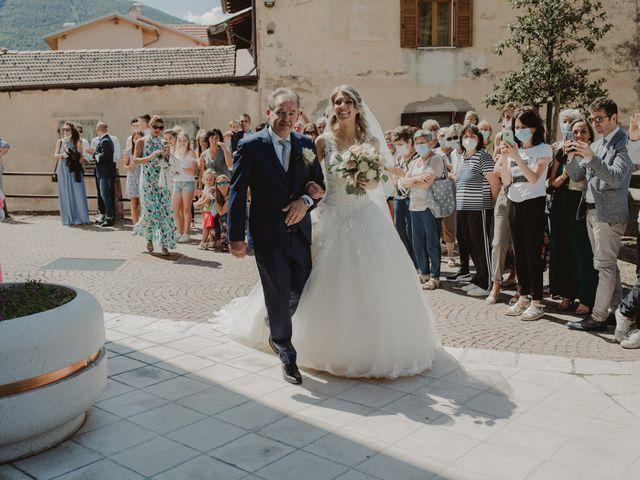 Il matrimonio di Enrico e Sara a Trento, Trento 42