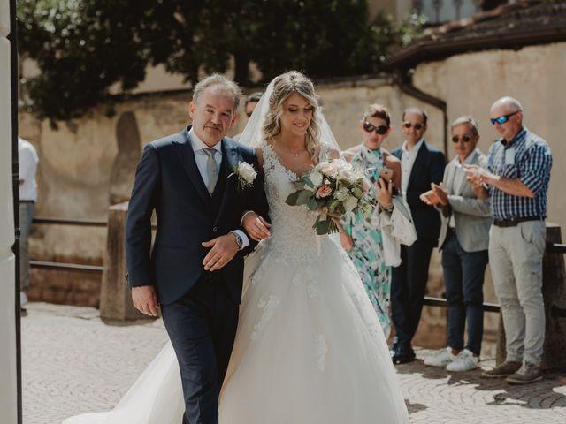 Il matrimonio di Enrico e Sara a Trento, Trento 43