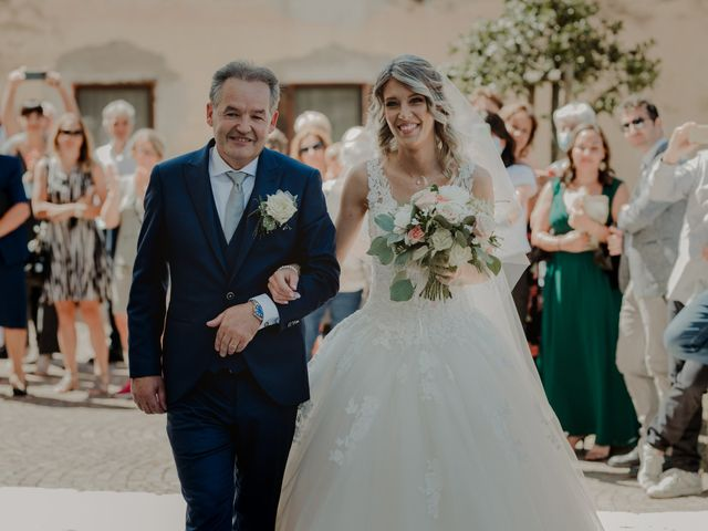 Il matrimonio di Enrico e Sara a Trento, Trento 44
