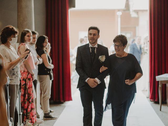 Il matrimonio di Enrico e Sara a Trento, Trento 46