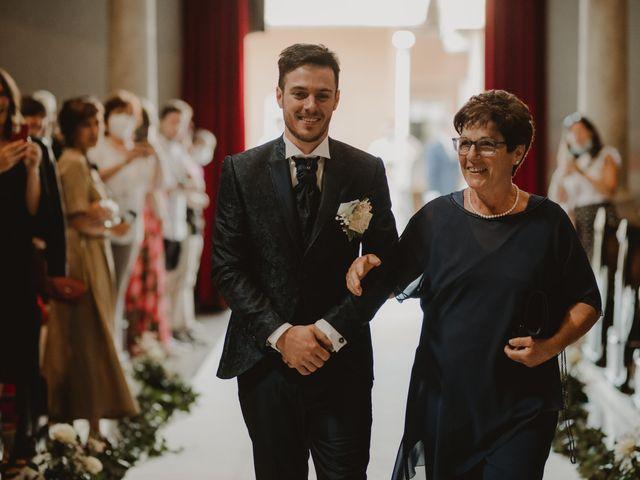 Il matrimonio di Enrico e Sara a Trento, Trento 48