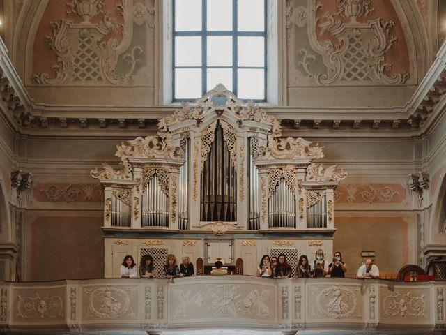 Il matrimonio di Enrico e Sara a Trento, Trento 51