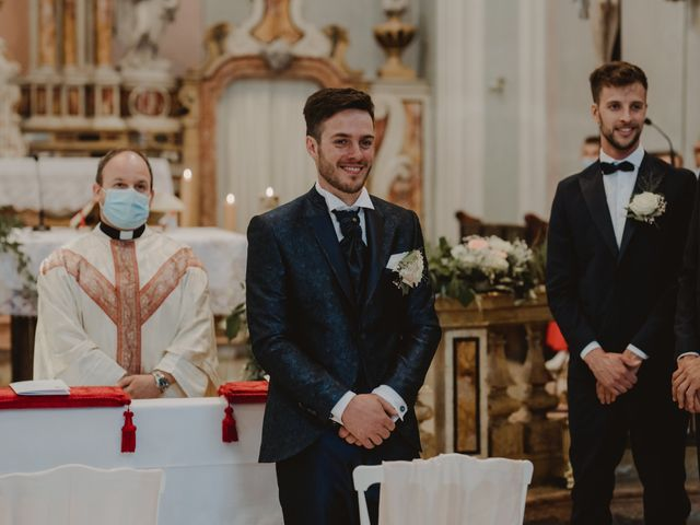Il matrimonio di Enrico e Sara a Trento, Trento 52