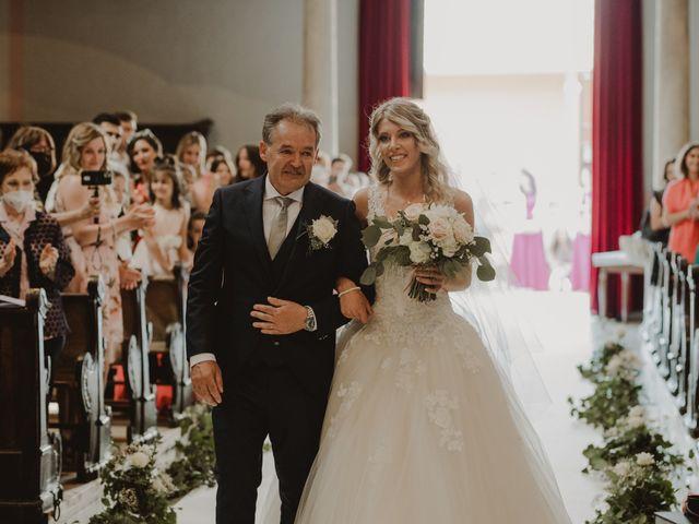 Il matrimonio di Enrico e Sara a Trento, Trento 53