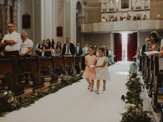 Il matrimonio di Enrico e Sara a Trento, Trento 54