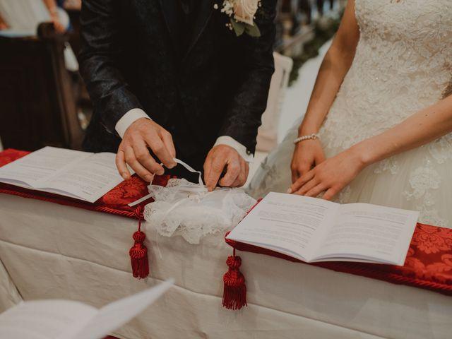 Il matrimonio di Enrico e Sara a Trento, Trento 55