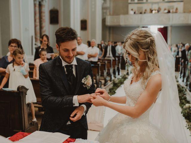 Il matrimonio di Enrico e Sara a Trento, Trento 58
