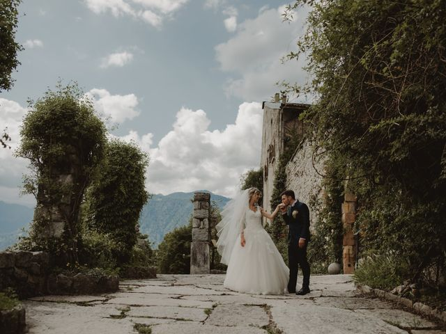 Il matrimonio di Enrico e Sara a Trento, Trento 71
