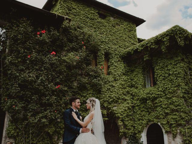 Il matrimonio di Enrico e Sara a Trento, Trento 76
