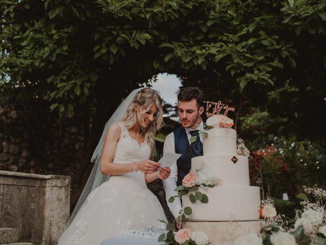 Il matrimonio di Enrico e Sara a Trento, Trento 109