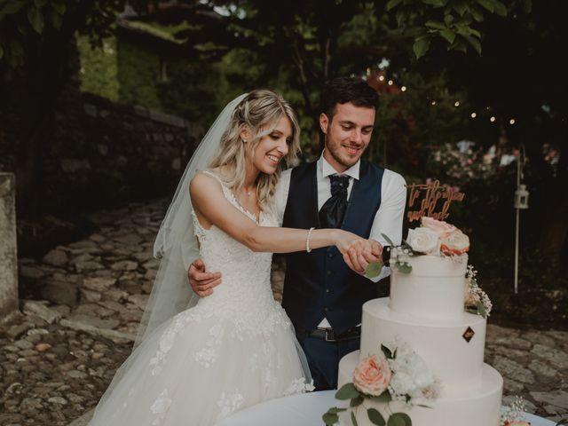 Il matrimonio di Enrico e Sara a Trento, Trento 110