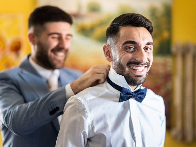 Il matrimonio di Francesco e Martina a Stezzano, Bergamo 1