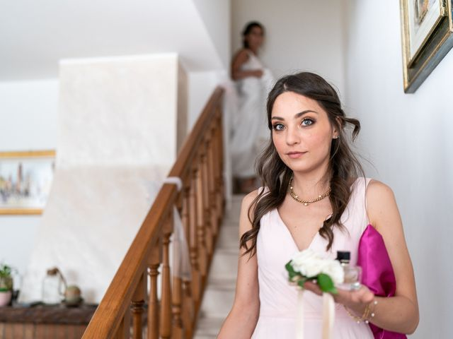 Il matrimonio di Francesco e Martina a Stezzano, Bergamo 7