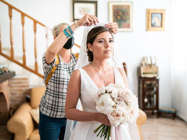 Il matrimonio di Francesco e Martina a Stezzano, Bergamo 10