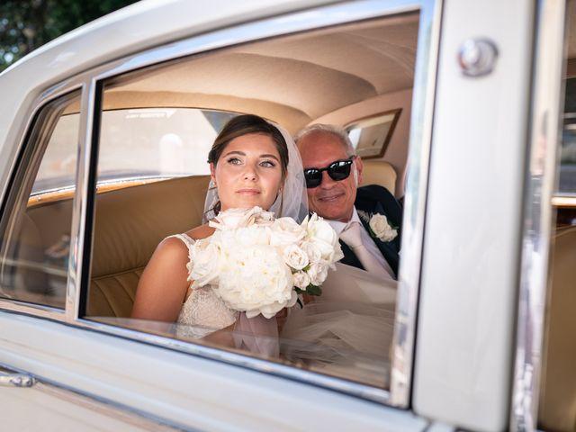 Il matrimonio di Francesco e Martina a Stezzano, Bergamo 12