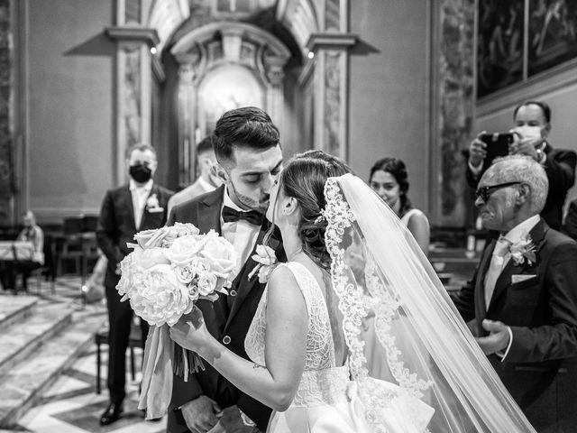 Il matrimonio di Francesco e Martina a Stezzano, Bergamo 14