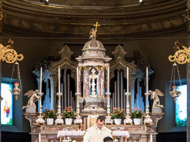 Il matrimonio di Francesco e Martina a Stezzano, Bergamo 15