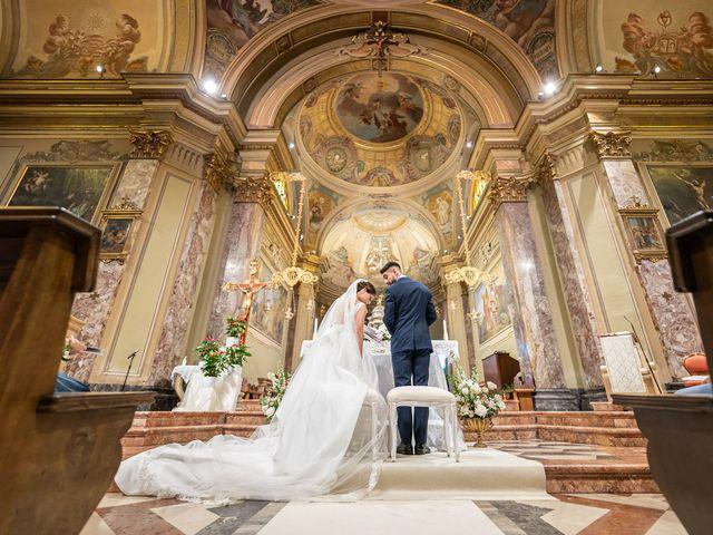 Il matrimonio di Francesco e Martina a Stezzano, Bergamo 16